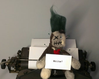 Felted Doubt/Voodoo Doll