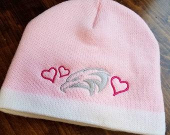 Eagles Valentine Beanie