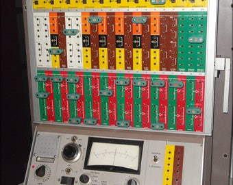 Poster, Many Sizes Available; Pace-Tr-10 Analog Computer 1960 Computer History