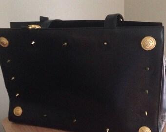 Beautiful Big Vintage Gianni Versace HandBag
