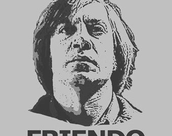 Friendo T-Shirt No Country for Old Men