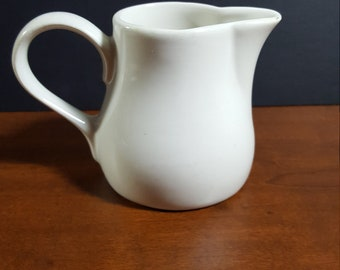 Vintage Syracuse China Creamer 22-A