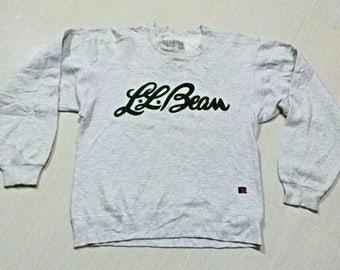 Vintage LL Bean by Russell Athletic Sweatshirt