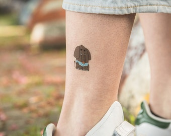 TEMPORARY TATTOO - elephant