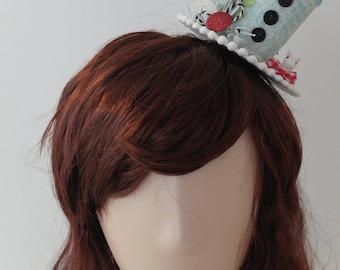 Wonderland Inspired Top Hat