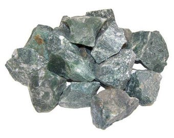 Stone rough agate Moss 3-5cm