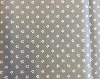 Fabric freedom Nutcraker Collection FF142 in Blue Col 2  by the half metre
