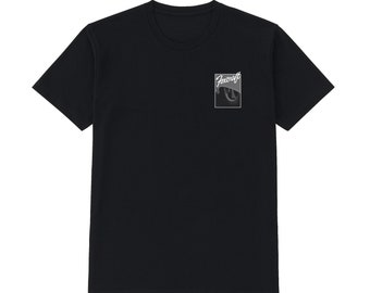 vw t shirt - Foxcraft front and rear logo