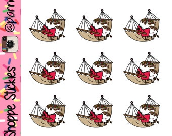 Smush Story Time Planner Stickers
