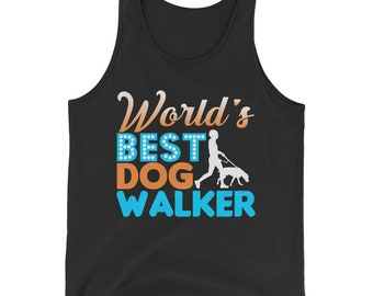 World's Best Dog Walker