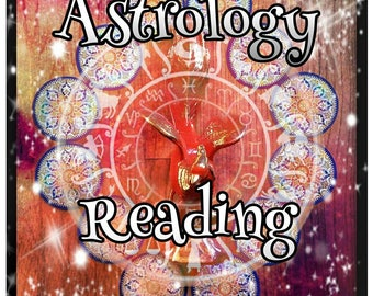 Astrology Reading (up to 25 cards)