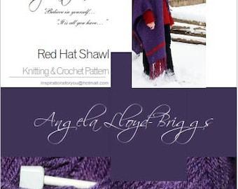 Red Hat Shawl