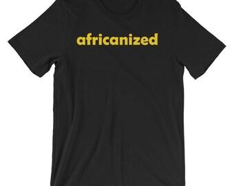 Africanized Cotton t-shirt