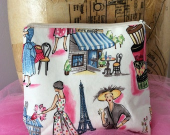 Cosmetic Bag or Odds & Ends