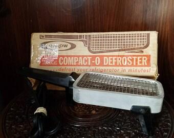 Vintage Osrow Compact-O Infra-Red Freezer/Refrigerator Defroster