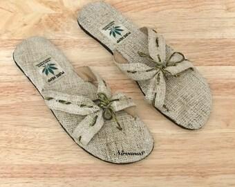 Pure Hemp Sandals