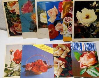 10 postcard.open of the USSR. vintage. the USSR. Soviet postcards. a gift to him.