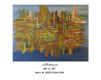 Abstract Art Toronto. Unique Art
