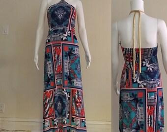 Boho maxie dress