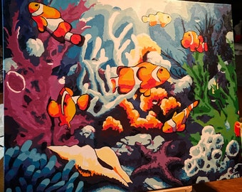 Under the Sea Paint by Number