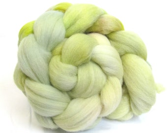 Merino Wool Hand Dyed Fine Combed Top Roving 21 Micron 100gms - FM58