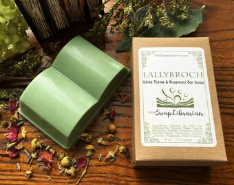Lallybroch Bar Soap