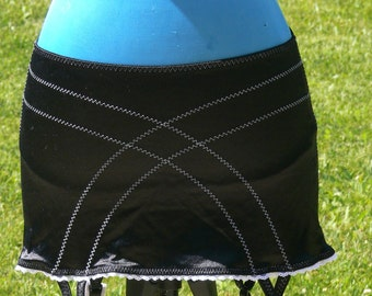 garter size LARGE metal hooks  SALE 50% OFF