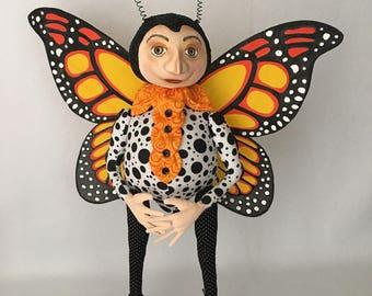 Monarch Melvin