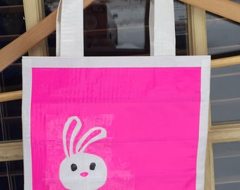Easter Gift/Tote Bag- Made from Duct Tape