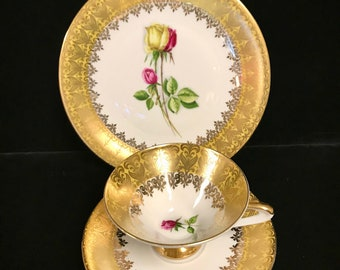 Vintage Bavaria Luncheon Set