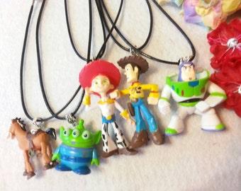 Toy Story Necklace