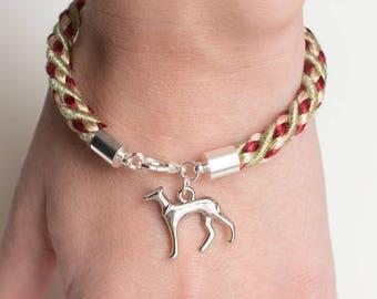 Bracelet sighthound / galgo / whippet / greyhound