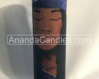 Hoodoo Erzulie Danto Fixed 7 Day Candle Witchcraft Metaphysical