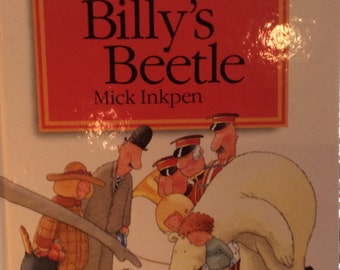 Billy's Beetle by Mick Inkpen - Hardcover