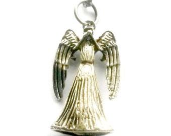 Weeping Angel do not blink handmade Whovian gift