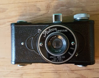 Falcon Miniature Vest Pocket Camera - Utility Manufacturing Corp.