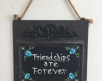 Friendships are Forever