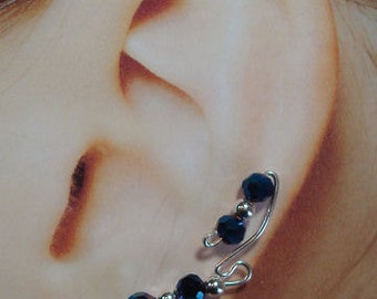 Climbing Earrings -Curves Style Custom Made