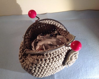 Cosmetic bag, accessory holder