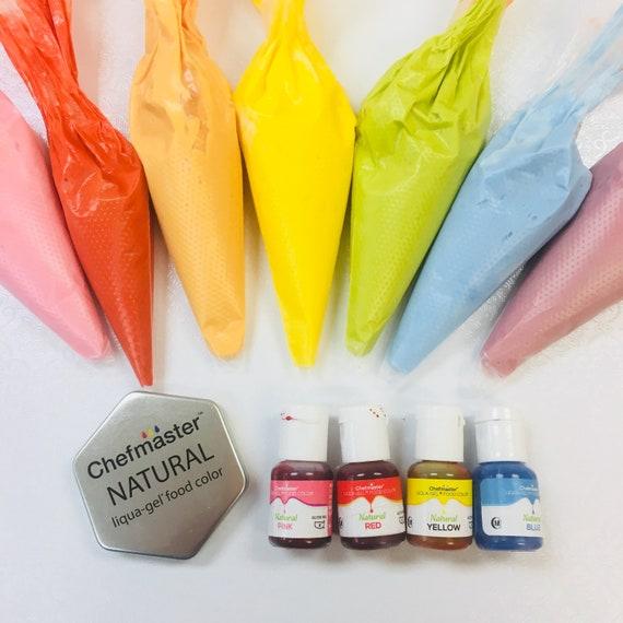 Chefmaster Natural Food Coloring Set
