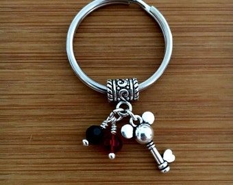 Mickey Mouse keychain-keychains-accessories-Mickey-Disney keychain