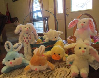 EasterPlushie Personalized Easter Gift