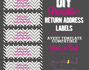 template for 5160 labels