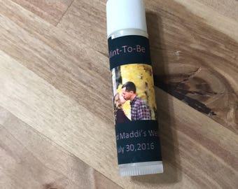 25 Chapstick Wedding Favors, Homemade Chapstick, Homemade Lip Balm