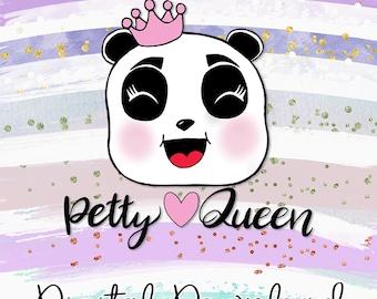 Petty Queen Digital