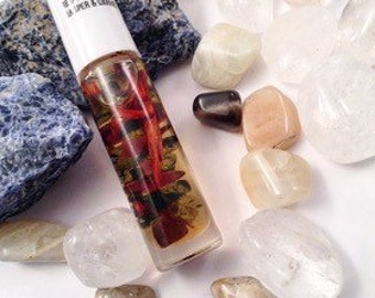 GAIA - Gem and Botanical Fragrance By BethKaya