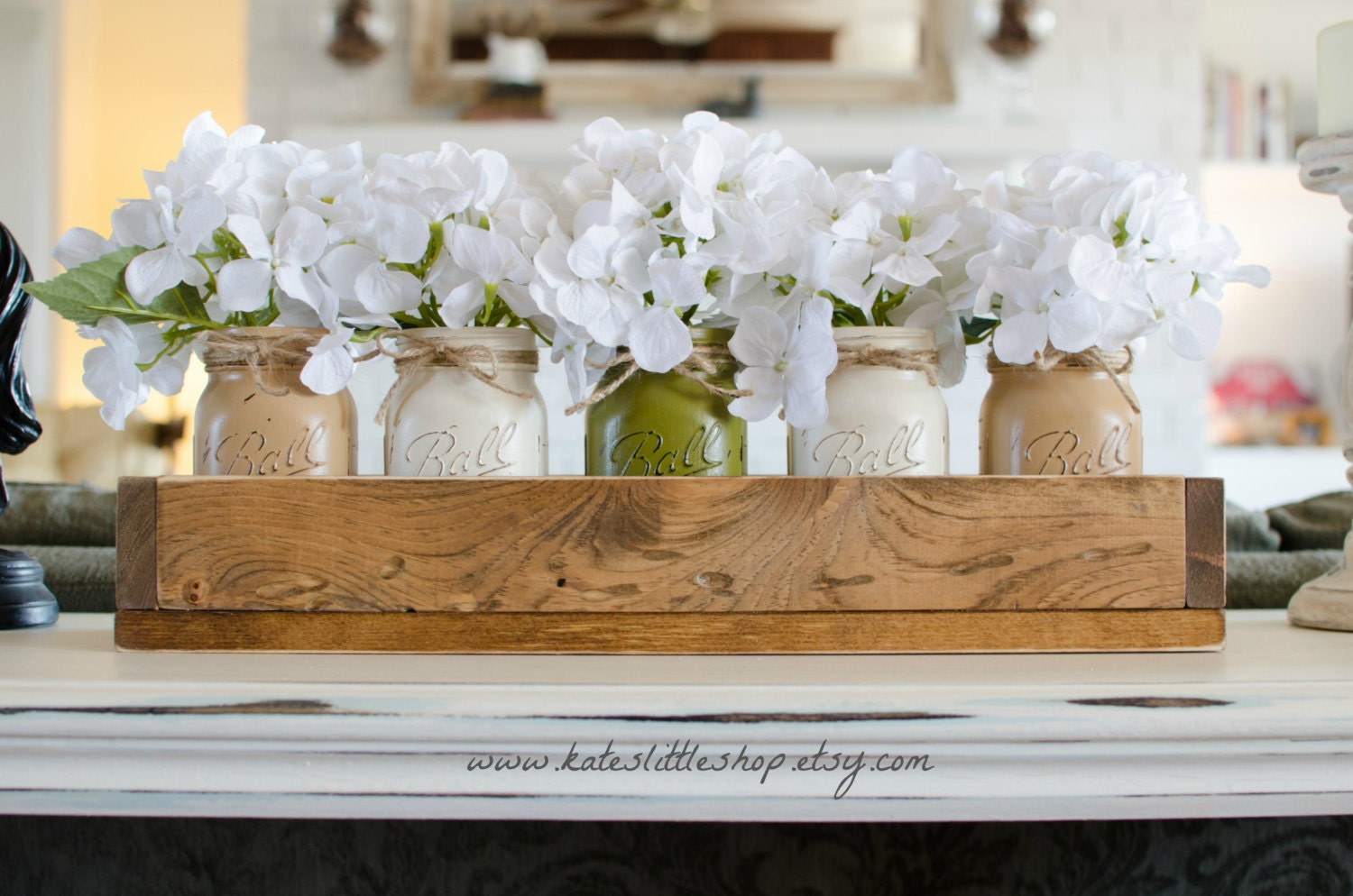 Mason Jar Home Decor Ideas Part - 31: ?zoom
