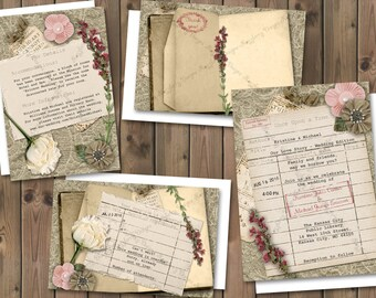 Library Card Wedding Invitation, Book Theme Wedding Invite, Vintage Library Card, Rustic Invitation, Literary Wedding, Book Lover Wedding