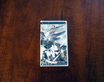 Valhalla Knights 2 Custom PSP Case (***No Game***)