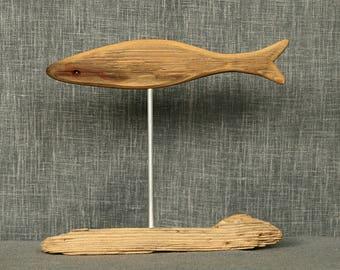 Small decorative fish drift wood